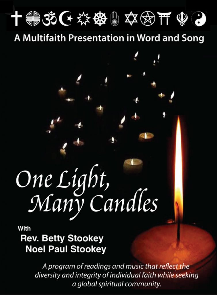 One Light Many Candles: Noel and Betty Stookey